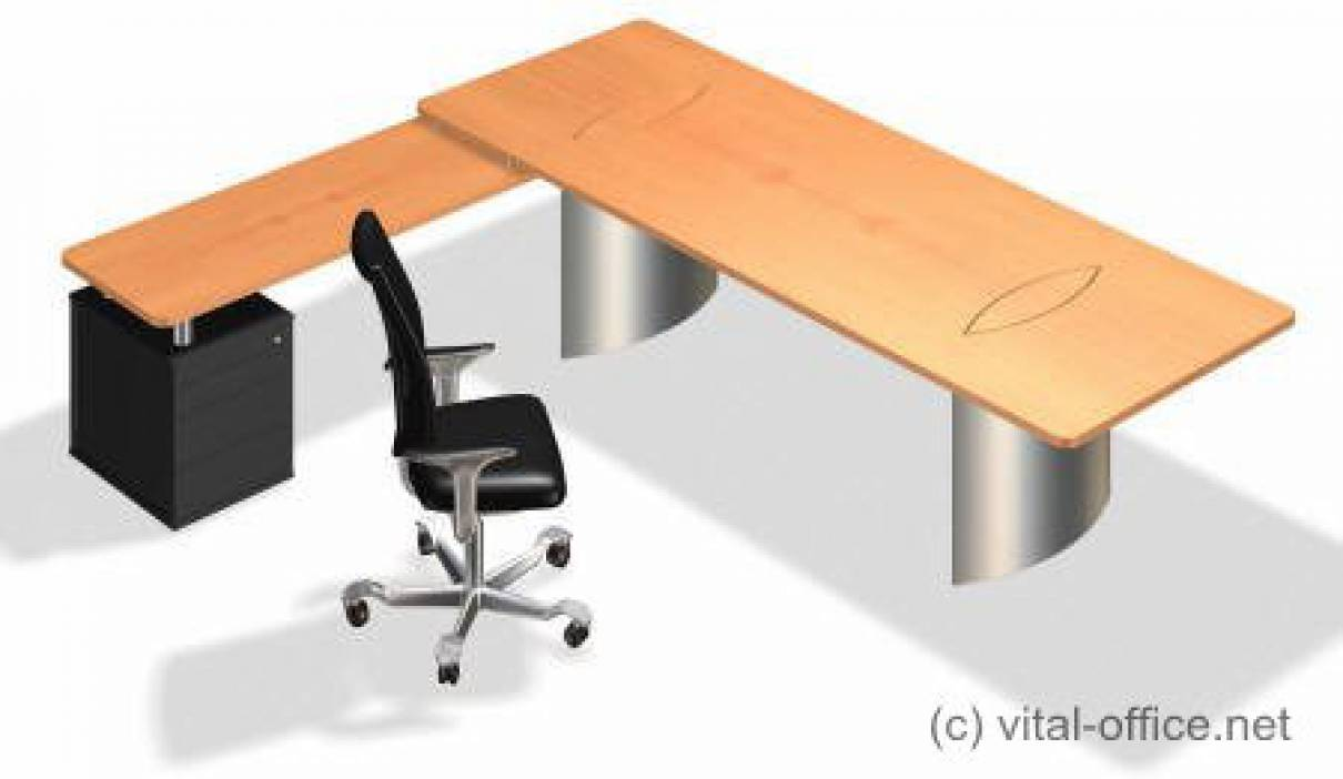 circon 行政基本-行政办公桌-定制办公桌大小