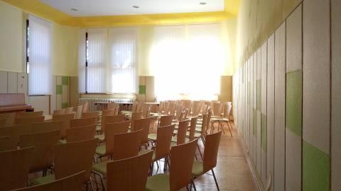 Malsch 青年援助 Waldhaus 宴会厅的室内声学测量