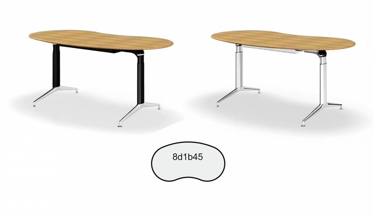 实竹办公桌 Joker 168 (sitwell 系列)