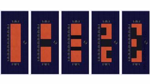 circon s 级-9x2m-方形会议桌为 Aspecta,汉堡的