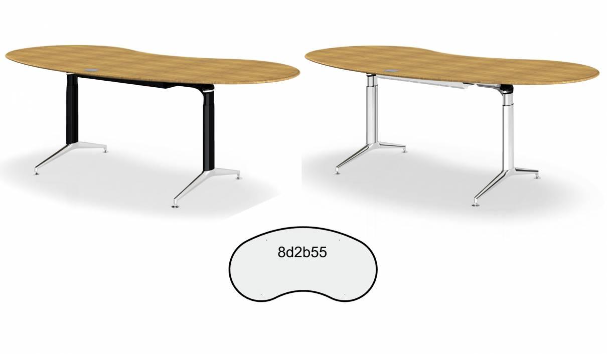 实竹办公桌 Joker 210 (Sitwell 系列)