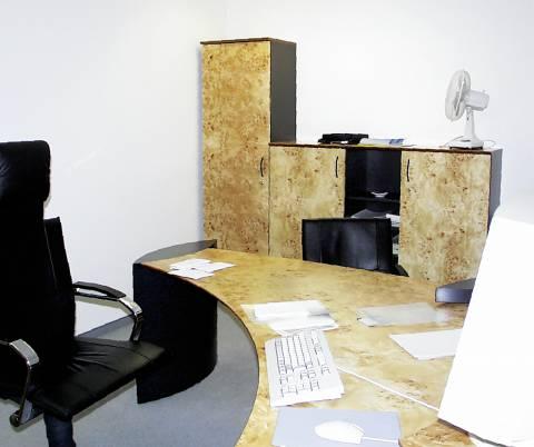 circon 行政楼翼-行政办公桌-独家和独特设计