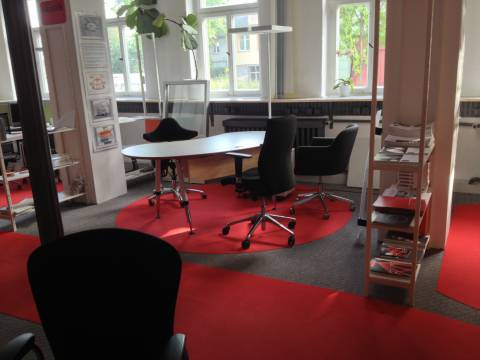 D99510 - SCHWARZER Büro und Objekt  Apolda - Ergonomiefabrik