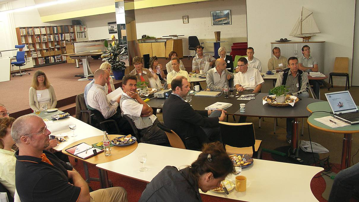 27.03.2009 - Vital-Office Tuning fürs Büro Workshop: Vital-Office Bürooptimierung, Ergonomie und Feng Shui