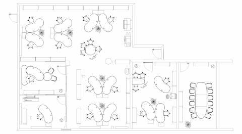 Büroplanung Dietz & Rollwa Automation für 15 Mitarbeiter