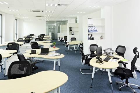 Kärcher Changshu - Ergonomic Green Bamboo Office