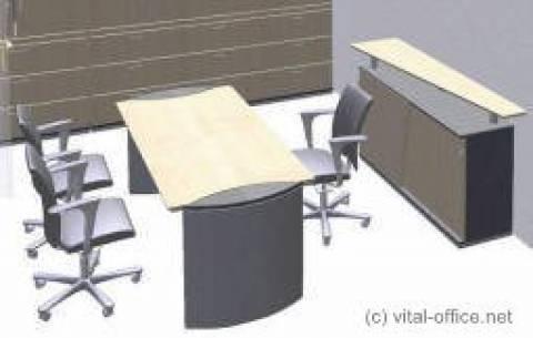 circon 行政基本-行政办公桌-基表与外部基地