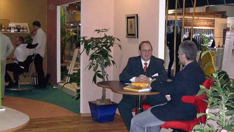 22.-27.02.2007 Inventa Sonderschau, Messe Karlsruhe