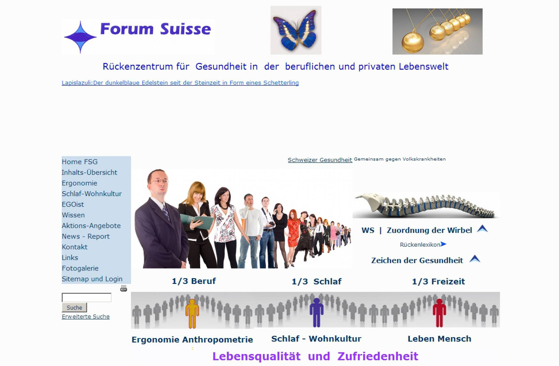 CH4055 - Forum Suisse Group