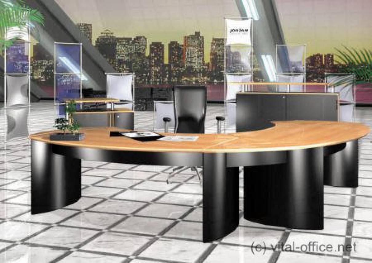 circon 行政经典-行政办公桌-A 表的一种特殊的氛围