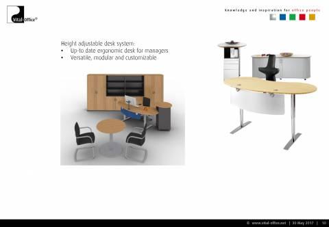 Büroplanung | Großraumprojekt für MR Reinhausen in China