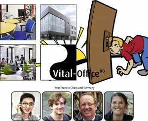 Members Profile: Vital-Office Design Shanghai Co.,Ltd.