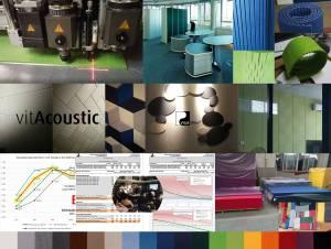 PET Akustikplatten mit CNC Konfektion für den Schreiner und Innenausbauer