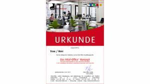 """11.11.2011 - """"Das Vital-Office Konzept"""" .. für mehr Lebensqualität in einer gesunden Bürowelt."""