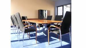 circon s 级-2.6x1.2m-方形会议桌