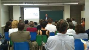 07.07.2011 - Vortrag in Barcelona