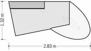 circon 行政射流-办公桌-设计黑与白