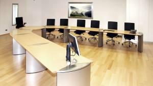 flexiconference 为独家培训室与媒体和电源插座的。