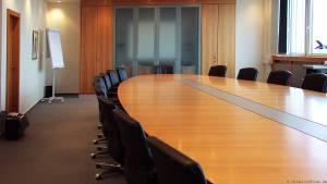 circon s 级-8x3m-椭圆形椭圆形会议桌为 Aspecta,汉堡的