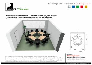 flexiconference in öffentlichen Einrichtungen - Landgericht Hanau