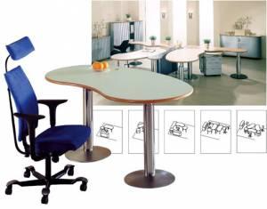 desks - infinity design c-style - Variation c-style