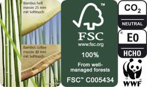 绿色新型竹材
