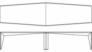 circon 的脸会议桌