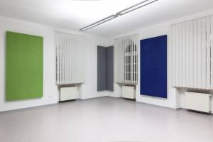 VitAcoustic 彩色高吸水性宽带表面墙体吸收器