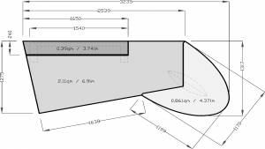 circon 行政射流-办公桌-设计天然石材