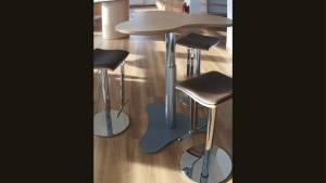 Stehtisch Brecky-Table pt7by09-Mp BT: 962x894mm