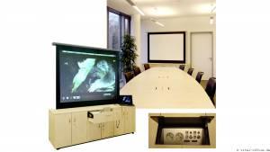 circon s 级-中型会议表系统,行政套房
