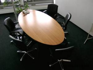 circon s 级-4-10 人的会议台