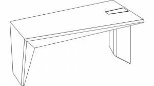 脸上-circon 脸桌子腿基础单位