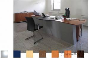 Circon Command executive desk Sovereign Workplace Design