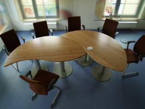 智能会议和表-圆版本