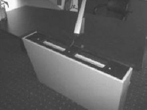 circon 行政射流-行政办公桌-隐藏布线
