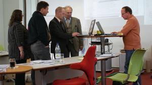 16.02.2008 - Workshop Bürooptimierung: Ergonomie und Feng Shui