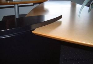 circon 行政翼-行政办公桌-隐藏布线
