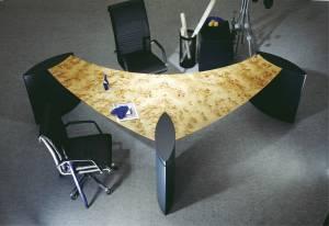 circon 行政楼翼-行政办公桌-特别单板