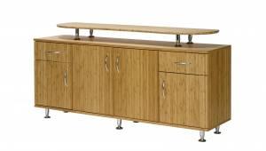 实竹系列边柜含门和2组抽屉柜及台面(Sitwell 系列)