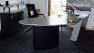"""Circon Jet executive desk Modern """"Team And Work"""" work-station for executives"""