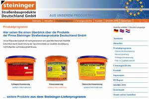 vitAcoustic hält Einzug bei Steininger Strassenbauprodukte GmbH