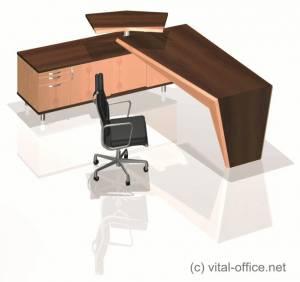 设计和板和直立式桌子的变化