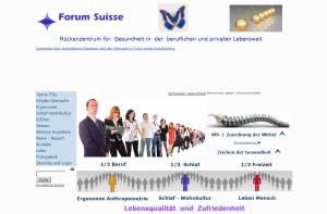 CH4055 - Forum Suisse Group