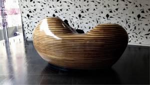 竹材 - 建筑