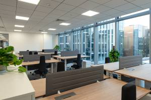 Jungheinrich HQ+SO - Ergonomic Green Bamboo Office