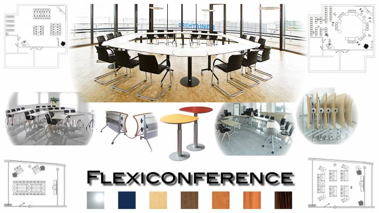 Flexiconference programm overview