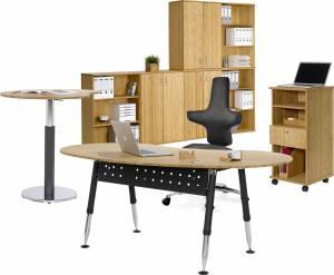 """与""""经典""""材料相比,竹制家具是否也有缺点?"""