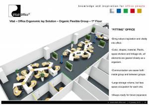 Büroplanung   Großraumprojekt Fresenius in Shanghai
